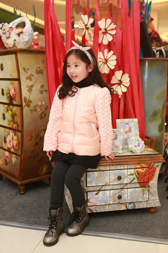 儿童羽绒服YW9250248