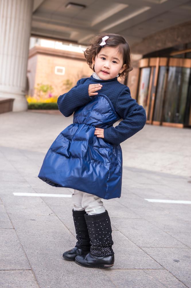 儿童羽绒服YQ2250306