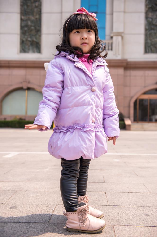儿童羽绒服YW1250238