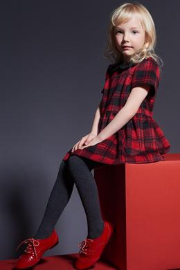 秋冬装新款女童连衣裙