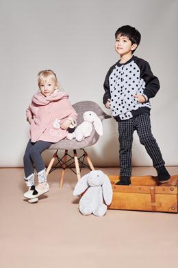 儿童秋冬装外套