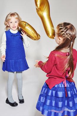 女童新品秋装外套