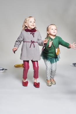 儿童秋冬装女童外套