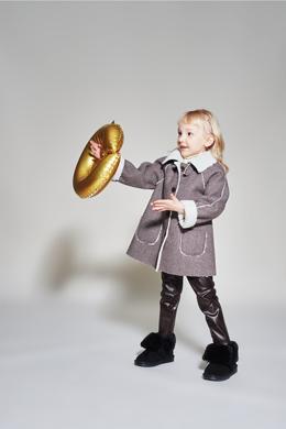 儿童女童秋装新品外套