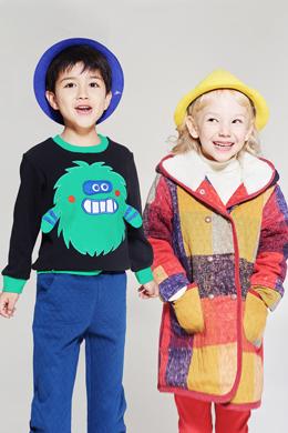 儿童秋冬装新品外套