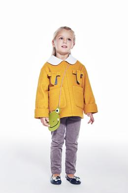 女童秋装新品外套