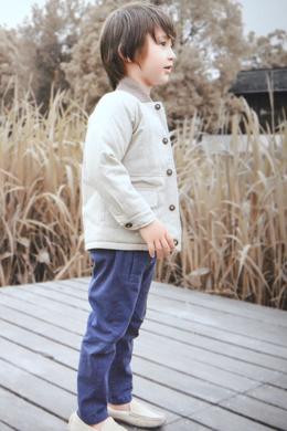 秋冬装男童外套