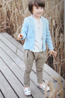 男童秋装外套
