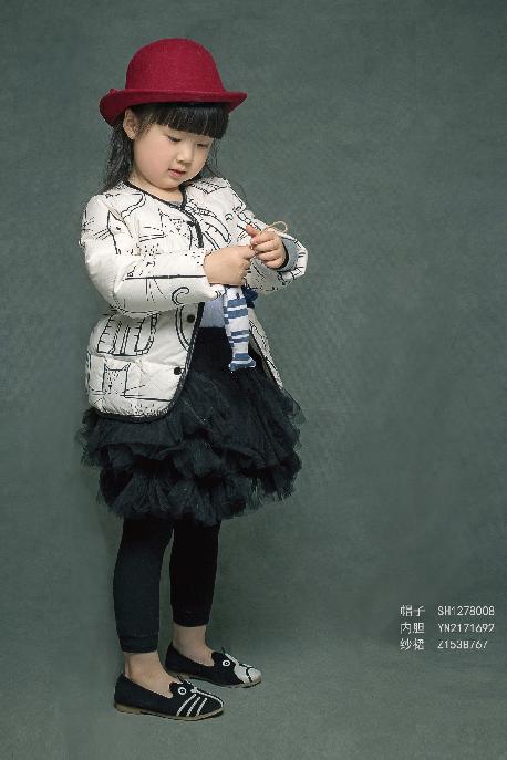 内胆YN2171692帽子SH1278008纱裙Z153B767
